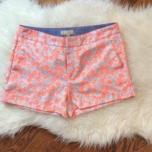 Banana Republic Floral 'Hampton' Shorts